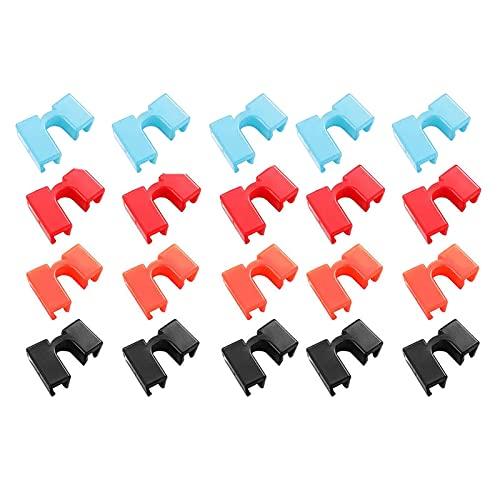 20 piezas reutilizables palillos ayudantes de entrenamiento palillos ayudante de entrenamiento palillos ayudante para adultos principiantes entrenadores o estudiantes