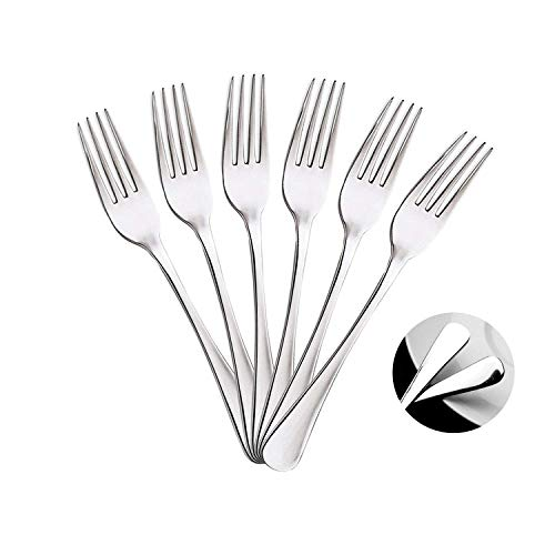 Mr. Spoon 6 Tenedor de Pescado Acero INOX. Colección Minimal 19x 2,65 cm