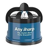 AnySharp Afilador De Cuchillos, Azul