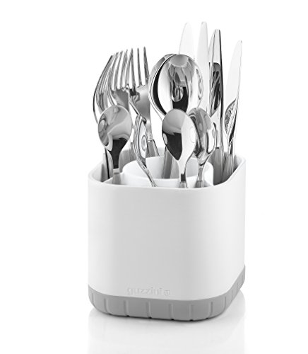 Guzzini Escurridor cubiertos Fill&Drain 'Kitchen Active Design' 13 x 13 x h12,4 cm