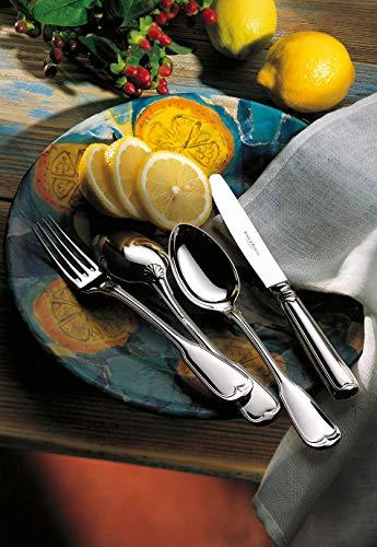 Robbe & Berking Alt-Faden 3 pzas. Cubiertos para Verduras (Plata de Ley 925)