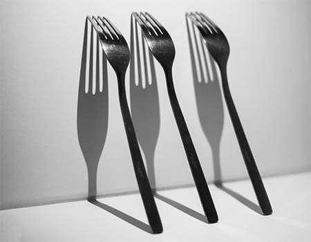 Comprar tenedores