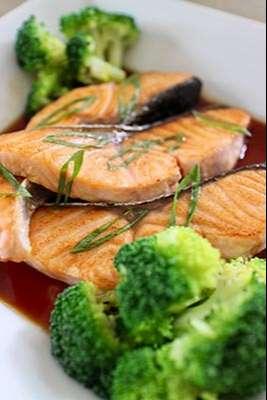 Plato preparado de pescado