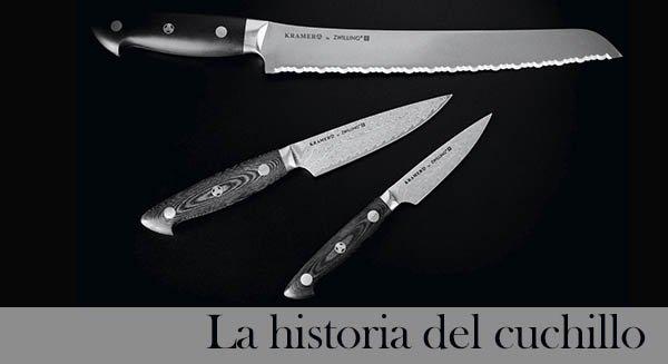 La historia del cuchillo