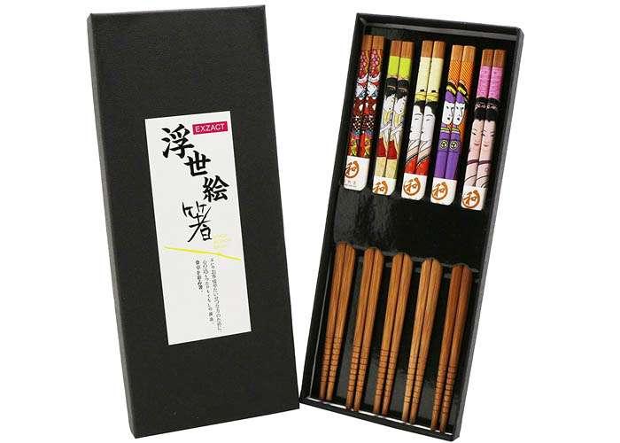palillo chinos de bambú