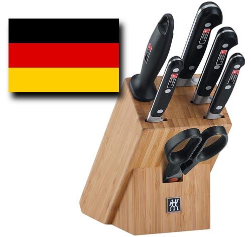 cuchillos alemanes